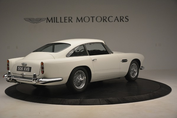 Used 1961 Aston Martin DB4 Series IV Coupe for sale $625,900 at Alfa Romeo of Greenwich in Greenwich CT 06830 8