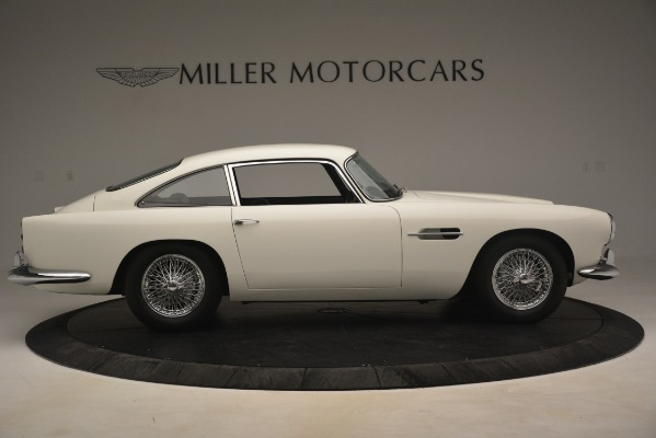 Used 1961 Aston Martin DB4 Series IV Coupe for sale $625,900 at Alfa Romeo of Greenwich in Greenwich CT 06830 9