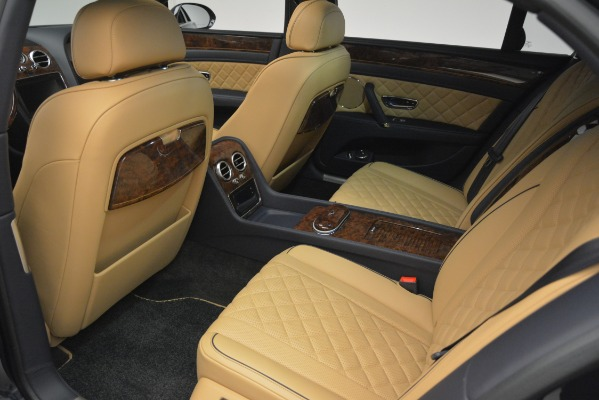 Used 2017 Bentley Flying Spur V8 S for sale Sold at Alfa Romeo of Greenwich in Greenwich CT 06830 21