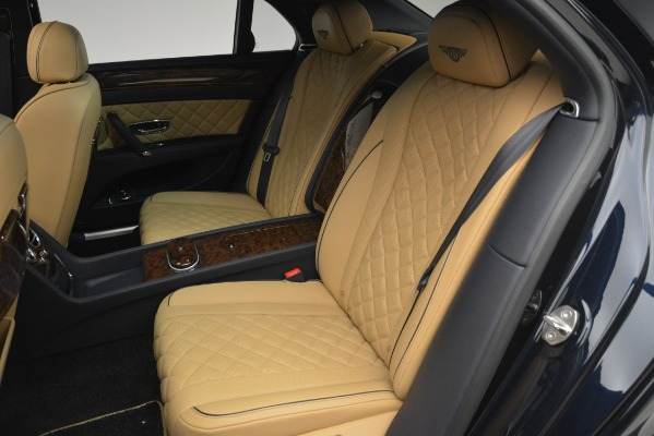 Used 2017 Bentley Flying Spur V8 S for sale Sold at Alfa Romeo of Greenwich in Greenwich CT 06830 22