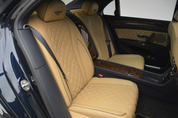 Used 2017 Bentley Flying Spur V8 S for sale Sold at Alfa Romeo of Greenwich in Greenwich CT 06830 24