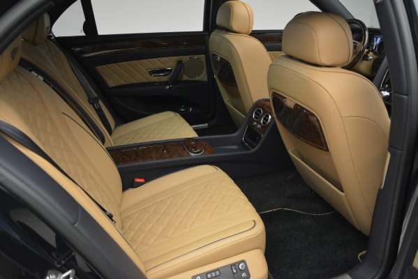 Used 2017 Bentley Flying Spur V8 S for sale Sold at Alfa Romeo of Greenwich in Greenwich CT 06830 25