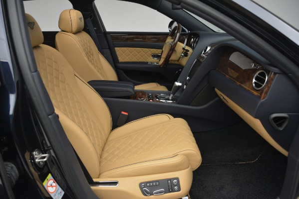 Used 2017 Bentley Flying Spur V8 S for sale Sold at Alfa Romeo of Greenwich in Greenwich CT 06830 28