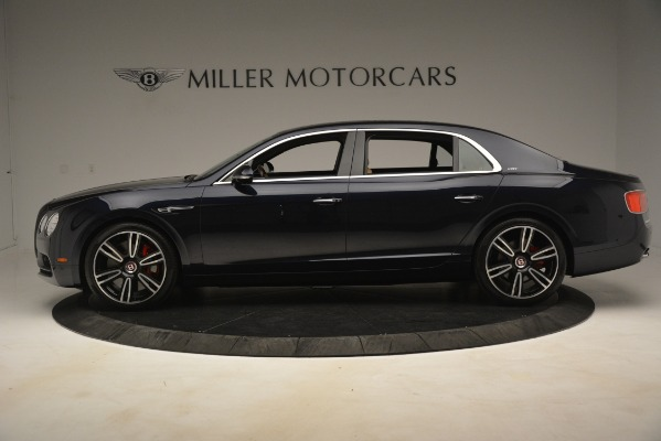 Used 2017 Bentley Flying Spur V8 S for sale Sold at Alfa Romeo of Greenwich in Greenwich CT 06830 3