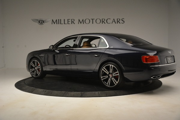 Used 2017 Bentley Flying Spur V8 S for sale Sold at Alfa Romeo of Greenwich in Greenwich CT 06830 4