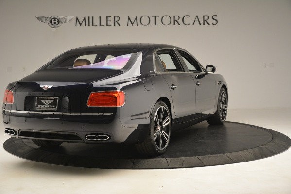 Used 2017 Bentley Flying Spur V8 S for sale Sold at Alfa Romeo of Greenwich in Greenwich CT 06830 7