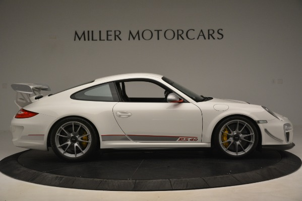 Used 2011 Porsche 911 GT3 RS 4.0 for sale Sold at Alfa Romeo of Greenwich in Greenwich CT 06830 10