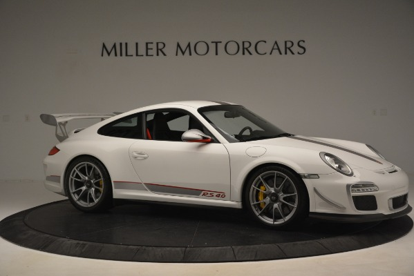 Used 2011 Porsche 911 GT3 RS 4.0 for sale Sold at Alfa Romeo of Greenwich in Greenwich CT 06830 11