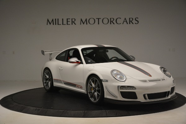 Used 2011 Porsche 911 GT3 RS 4.0 for sale Sold at Alfa Romeo of Greenwich in Greenwich CT 06830 12