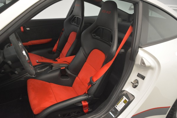 Used 2011 Porsche 911 GT3 RS 4.0 for sale Sold at Alfa Romeo of Greenwich in Greenwich CT 06830 15