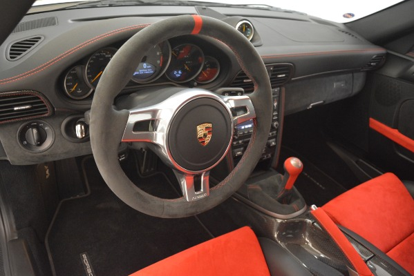 Used 2011 Porsche 911 GT3 RS 4.0 for sale Sold at Alfa Romeo of Greenwich in Greenwich CT 06830 17