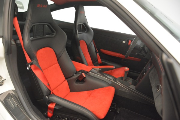 Used 2011 Porsche 911 GT3 RS 4.0 for sale Sold at Alfa Romeo of Greenwich in Greenwich CT 06830 19