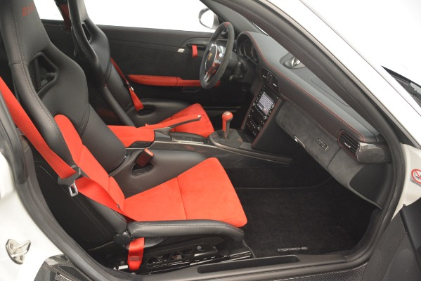 Used 2011 Porsche 911 GT3 RS 4.0 for sale Sold at Alfa Romeo of Greenwich in Greenwich CT 06830 20