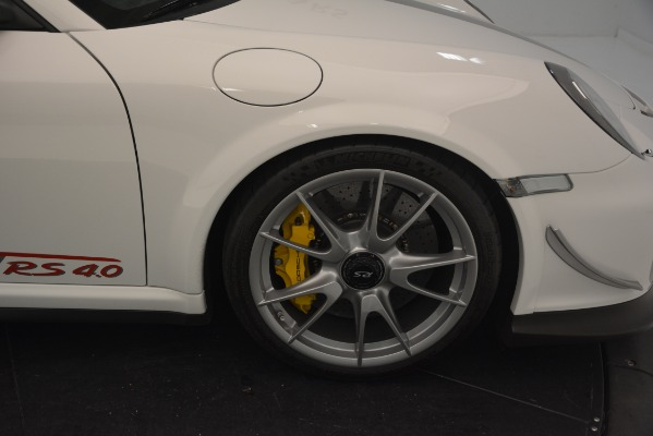 Used 2011 Porsche 911 GT3 RS 4.0 for sale Sold at Alfa Romeo of Greenwich in Greenwich CT 06830 25