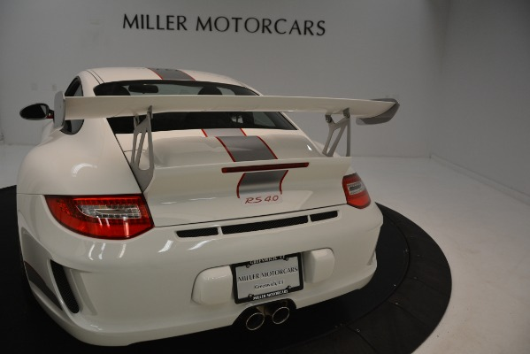 Used 2011 Porsche 911 GT3 RS 4.0 for sale Sold at Alfa Romeo of Greenwich in Greenwich CT 06830 26