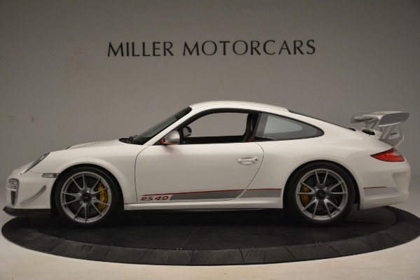 Used 2011 Porsche 911 GT3 RS 4.0 for sale Sold at Alfa Romeo of Greenwich in Greenwich CT 06830 3