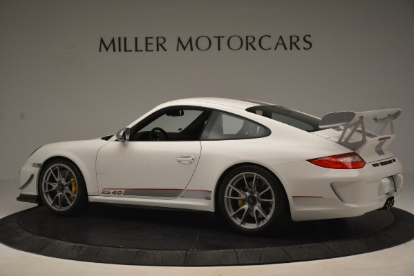 Used 2011 Porsche 911 GT3 RS 4.0 for sale Sold at Alfa Romeo of Greenwich in Greenwich CT 06830 4