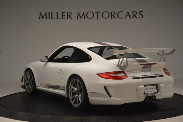 Used 2011 Porsche 911 GT3 RS 4.0 for sale Sold at Alfa Romeo of Greenwich in Greenwich CT 06830 5