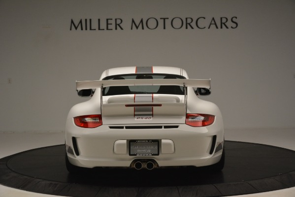 Used 2011 Porsche 911 GT3 RS 4.0 for sale Sold at Alfa Romeo of Greenwich in Greenwich CT 06830 6