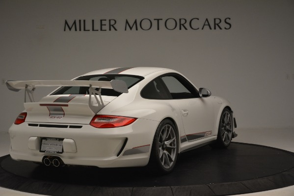 Used 2011 Porsche 911 GT3 RS 4.0 for sale Sold at Alfa Romeo of Greenwich in Greenwich CT 06830 8