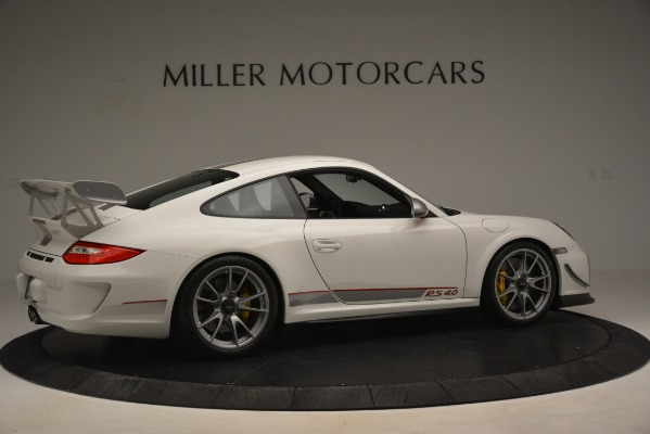 Used 2011 Porsche 911 GT3 RS 4.0 for sale Sold at Alfa Romeo of Greenwich in Greenwich CT 06830 9