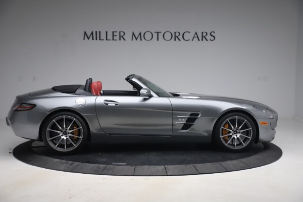 Used 2012 Mercedes-Benz SLS AMG for sale Sold at Alfa Romeo of Greenwich in Greenwich CT 06830 13