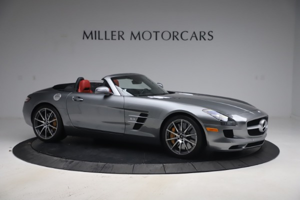 Used 2012 Mercedes-Benz SLS AMG for sale Sold at Alfa Romeo of Greenwich in Greenwich CT 06830 15
