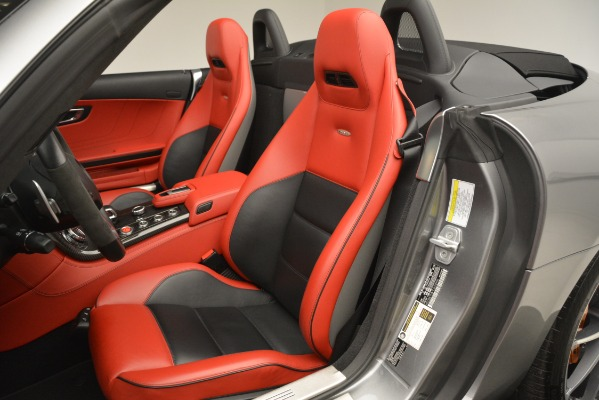 Used 2012 Mercedes-Benz SLS AMG for sale Sold at Alfa Romeo of Greenwich in Greenwich CT 06830 21