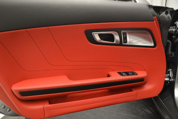Used 2012 Mercedes-Benz SLS AMG for sale Sold at Alfa Romeo of Greenwich in Greenwich CT 06830 26