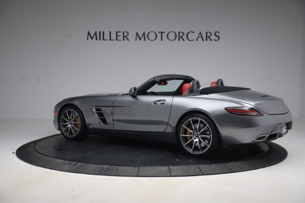 Used 2012 Mercedes-Benz SLS AMG for sale Sold at Alfa Romeo of Greenwich in Greenwich CT 06830 5