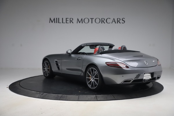 Used 2012 Mercedes-Benz SLS AMG for sale Sold at Alfa Romeo of Greenwich in Greenwich CT 06830 6