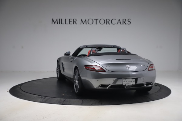 Used 2012 Mercedes-Benz SLS AMG for sale Sold at Alfa Romeo of Greenwich in Greenwich CT 06830 7