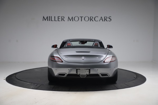 Used 2012 Mercedes-Benz SLS AMG for sale Sold at Alfa Romeo of Greenwich in Greenwich CT 06830 8