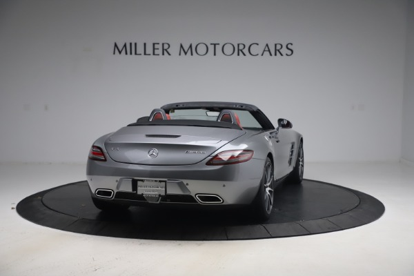 Used 2012 Mercedes-Benz SLS AMG for sale Sold at Alfa Romeo of Greenwich in Greenwich CT 06830 9