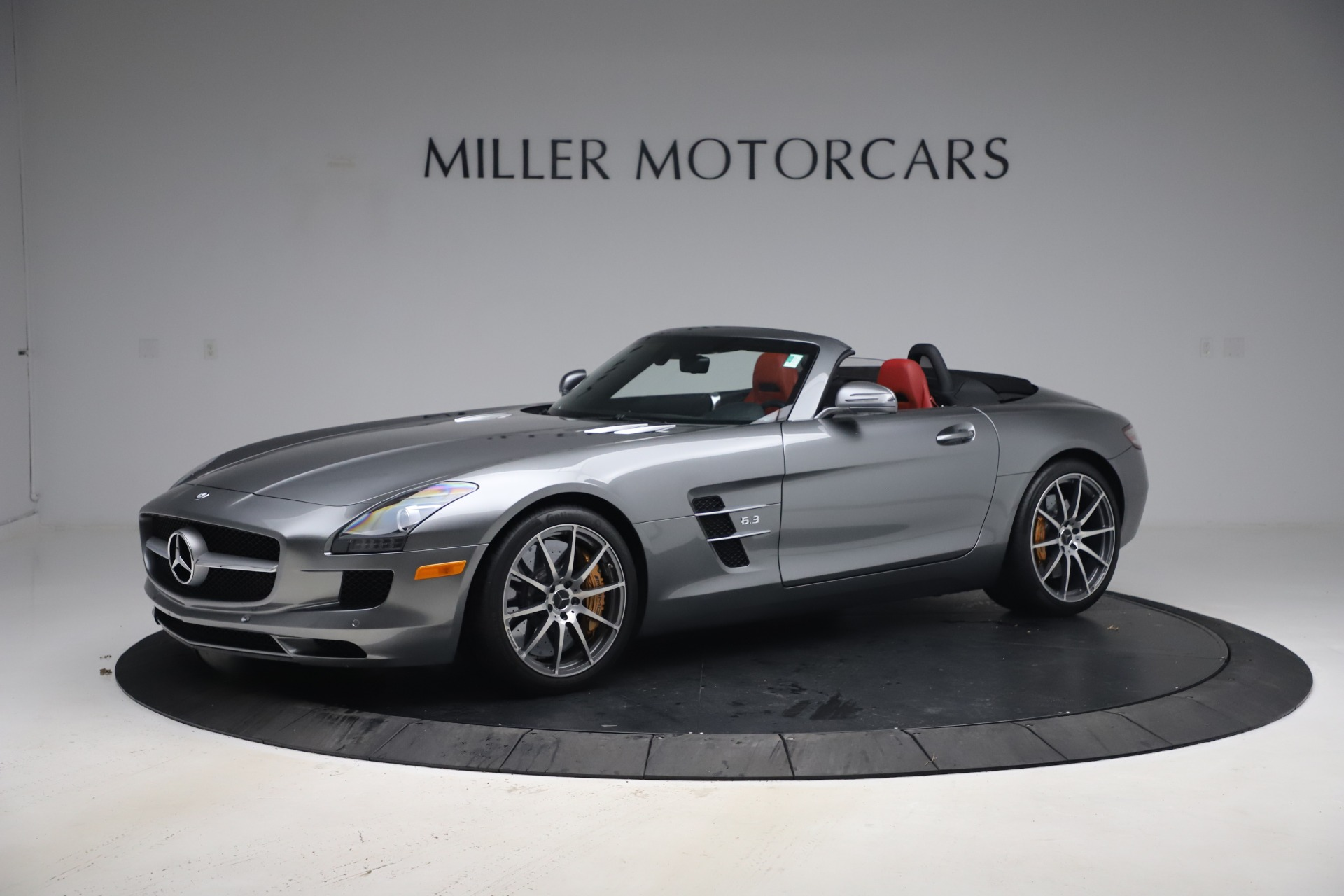 Used 2012 Mercedes-Benz SLS AMG for sale Sold at Alfa Romeo of Greenwich in Greenwich CT 06830 1