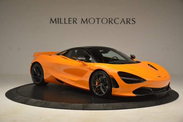 New 2020 McLaren 720S SPIDER Convertible for sale $407,450 at Alfa Romeo of Greenwich in Greenwich CT 06830 15