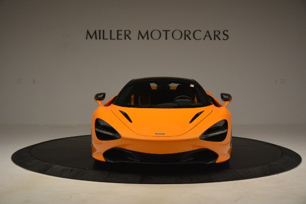 New 2020 McLaren 720S SPIDER Convertible for sale $407,450 at Alfa Romeo of Greenwich in Greenwich CT 06830 16