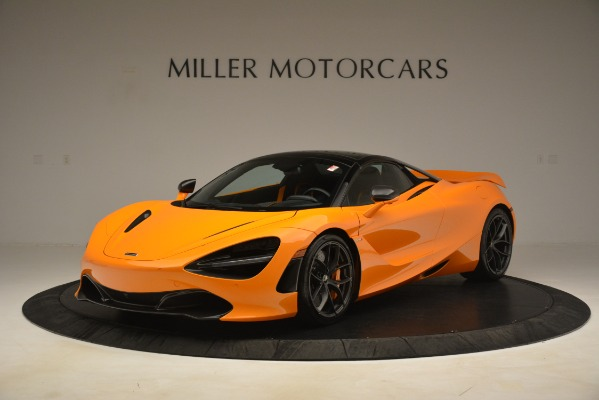 New 2020 McLaren 720S SPIDER Convertible for sale $407,450 at Alfa Romeo of Greenwich in Greenwich CT 06830 17