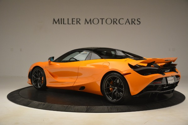 New 2020 McLaren 720S SPIDER Convertible for sale $407,450 at Alfa Romeo of Greenwich in Greenwich CT 06830 19
