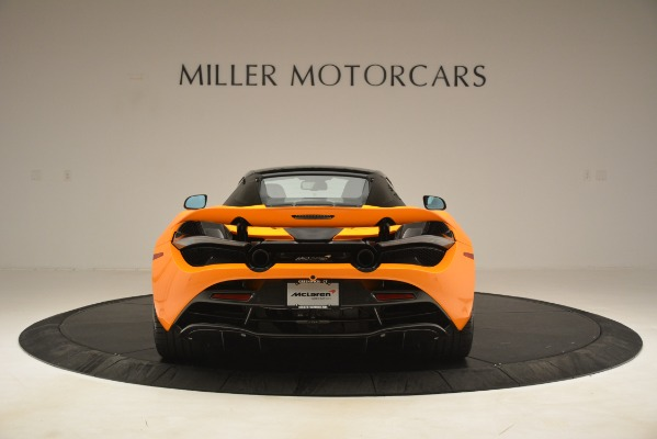 New 2020 McLaren 720S SPIDER Convertible for sale $407,450 at Alfa Romeo of Greenwich in Greenwich CT 06830 20