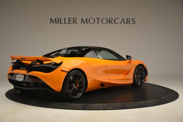 New 2020 McLaren 720S SPIDER Convertible for sale $407,450 at Alfa Romeo of Greenwich in Greenwich CT 06830 21