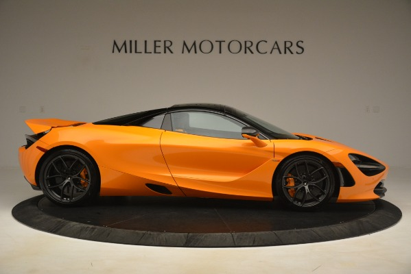 New 2020 McLaren 720S SPIDER Convertible for sale $407,450 at Alfa Romeo of Greenwich in Greenwich CT 06830 22