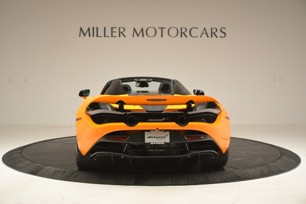 New 2020 McLaren 720S SPIDER Convertible for sale $407,450 at Alfa Romeo of Greenwich in Greenwich CT 06830 4