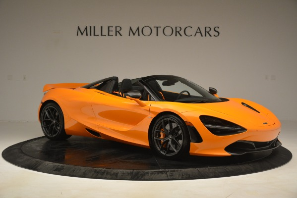New 2020 McLaren 720S SPIDER Convertible for sale $407,450 at Alfa Romeo of Greenwich in Greenwich CT 06830 7