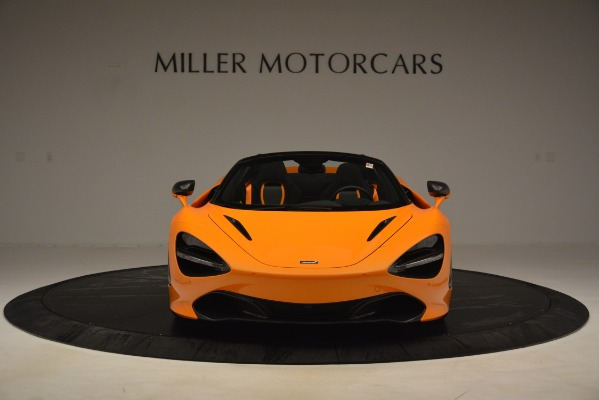 New 2020 McLaren 720S SPIDER Convertible for sale $407,450 at Alfa Romeo of Greenwich in Greenwich CT 06830 8