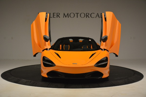 New 2020 McLaren 720S SPIDER Convertible for sale $407,450 at Alfa Romeo of Greenwich in Greenwich CT 06830 9