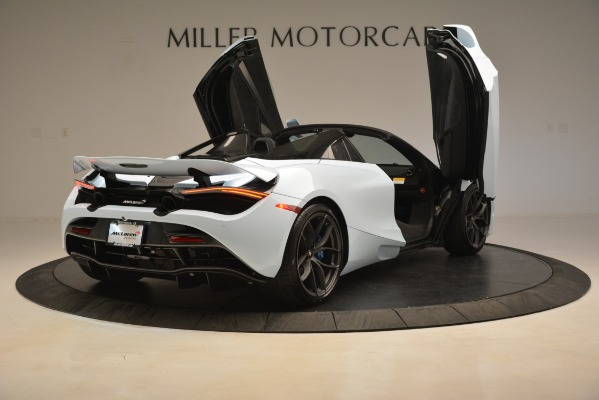 New 2020 McLaren 720S Spider for sale Sold at Alfa Romeo of Greenwich in Greenwich CT 06830 13