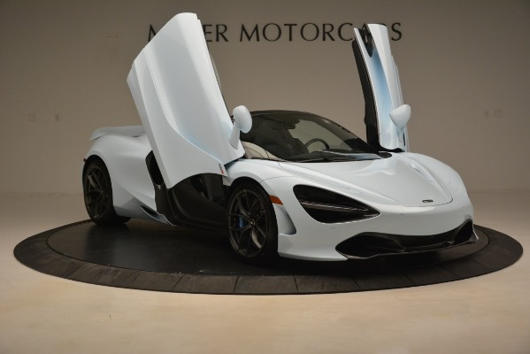 New 2020 McLaren 720S Spider for sale Sold at Alfa Romeo of Greenwich in Greenwich CT 06830 14
