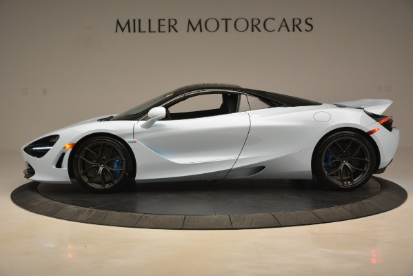 New 2020 McLaren 720S Spider for sale Sold at Alfa Romeo of Greenwich in Greenwich CT 06830 18
