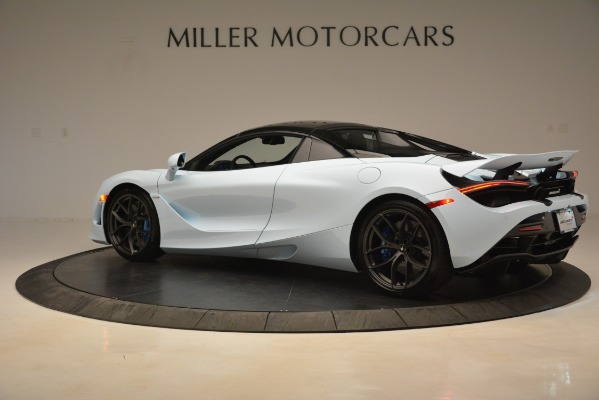 New 2020 McLaren 720S Spider for sale Sold at Alfa Romeo of Greenwich in Greenwich CT 06830 19